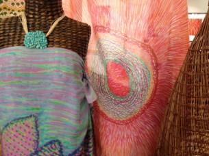 Silk wraps - Desert Designs