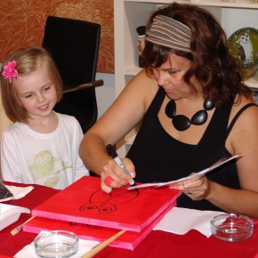 Sydney Art Month Kids' Workshops