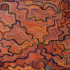APY Lands : Traditional Life and Country