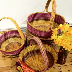 Baskets from Maningrida