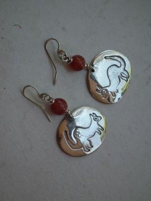 Mavis and Siri Silver Jewellery