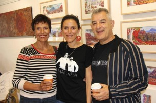 Sophia produced the Namatjira Play which toured Australia telling the story of Albert Namatjira