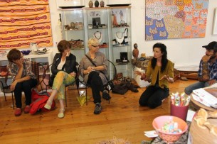 Talking about Life in Community Art Centres