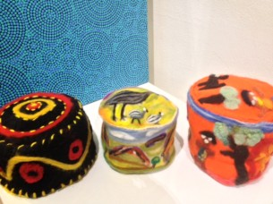 Beanie Festival Museum Pieces - Alice Springs