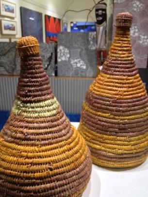 Robyn Djunginy's Bottles