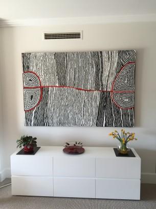 Judy Watson Napangardi Tali Gallery