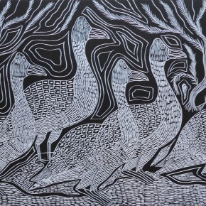 Limited Edition Fine Art Etchings from Pormpuraaw