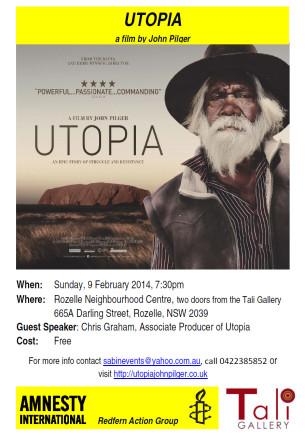 John Pilger's Film Utopia