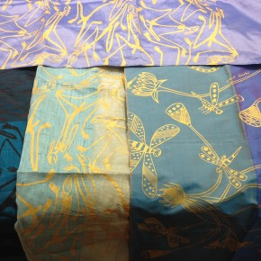 Social Enterprise - Sumptuous Silk Scarves