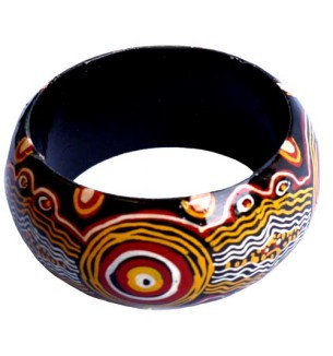 Brown Waterhole bangle