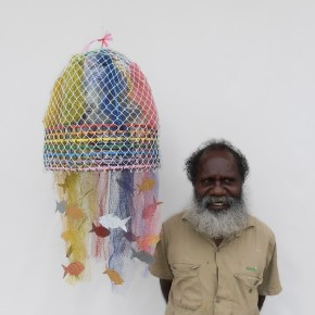 This Sunday - Visiting Aboriginal Artists at Tali Gallery - Pormpuraaw Arts and Culture from Cape York