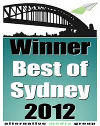 Best of Sydney 2012 Tali Gallery Rozelle