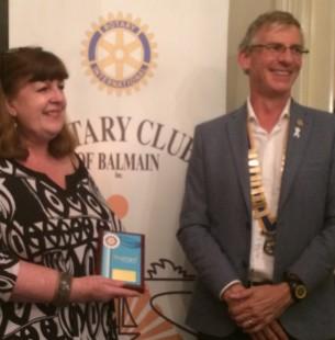 Tali Gallery Rotary Balmain Award