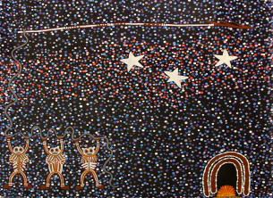 Tali Gallery Sydney Murray River Songline