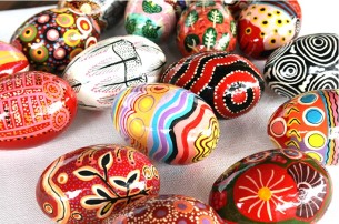 Easter eggs at Tali Gallery