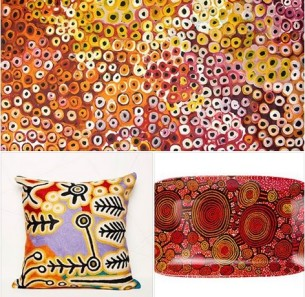 Soakages at Tali Aboriginal Art Gallery