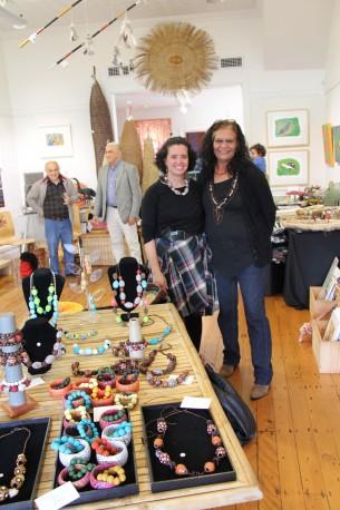Gumnut Workshop at Tali Aboriginal Art Gallery with Cleonie Quayle