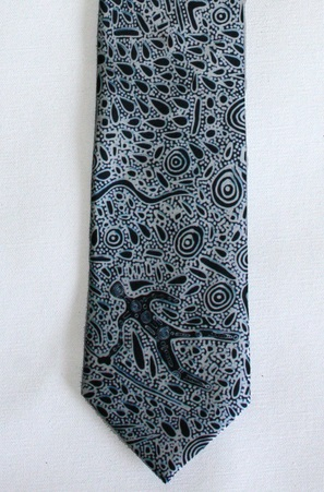 Tie Spirit Man Tie at Tali Gallery