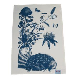 Echnida Tea towel at Tali Gallery