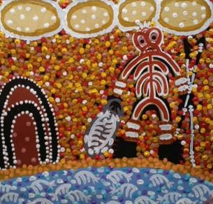 Cedric Varcoe at Tali Gallery