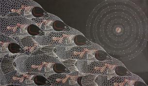 Malakara by Anthony Walker at Tali Gallery