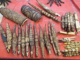 Punu at Tali Aboriginal Art Gallery