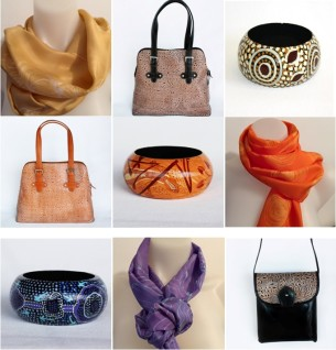 Accessories at Tali Gallery