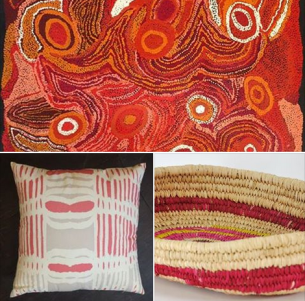 Aboriginal Art and Crafts at Tali Gallery