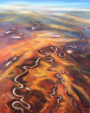 aerial-river