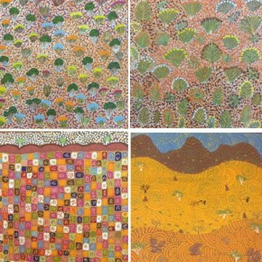 Charming Small Desert Landscapes of Bush Foods and Medicines