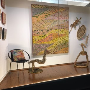 Ampilawatja Country at Tali Gallery