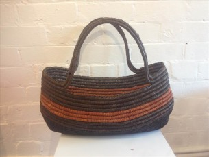 woven-bag-helen-ganalmirriwuy at Tali Gallery
