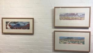 Namatjira SBS at Tali Gallery