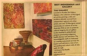 Best of Sydney Tali Gallery 2