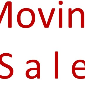 MOVING SALE:   Tali Gallery is Moving On Line and to our Nearby Studio by Appointment