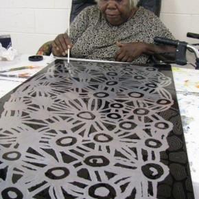Print Making in the Desert