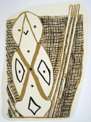 Print Gallery Exhibition :  Bagu and Jiman Clay Figures and Prints