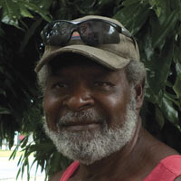 Eminent Elder and Artist, Ken Thaiday Snr will Open our For Love of Country Exhibition