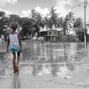 For Love of Country - TSI Under Water by Zoe Reynolds