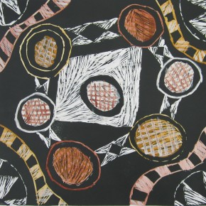 Tiwi Treats - Three Different Media - Three Art Centres
