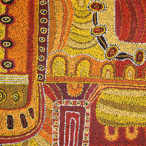 New Aboriginal Art Arrivals from Ninuku Arts in the APY Lands
