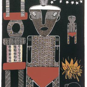 Telstra Aboriginal Art Awards 2014, Shortlisted Finalists, at Tali Gallery
