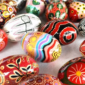 Bilbies, Eggs and Crosses - Fair Trade Crafts at Easter