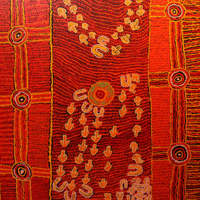 Cultural Integrity - Collectible Art including Jimmy Baker and Maringka Baker