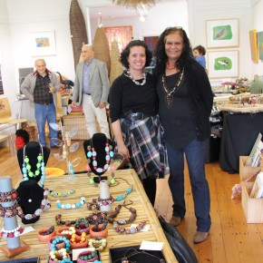Gumnut Salon with Jewellery Artist,  Cleonie Quayle
