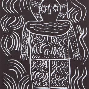 Wandjina at Tali Gallery