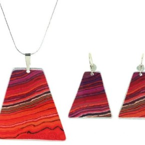 New Aboriginal Art Jewellery and Silk Scarves at Tali Gallery
