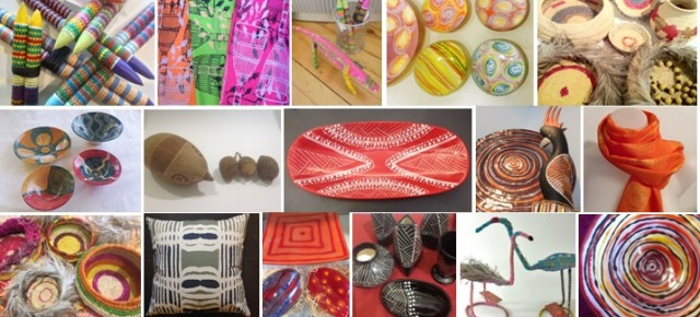 Aboriginal Handcrafted Ceramics, Weaving, Glass, Carvings and Jewellery from Tali Gallery