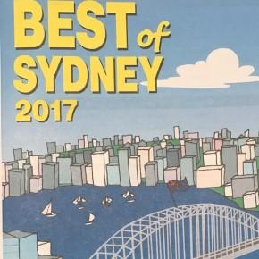 Best of Sydney 2017